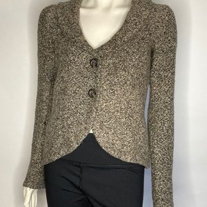 cAbi Lined sweater/jacket Sz XS